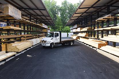 Friel Lumber Yard