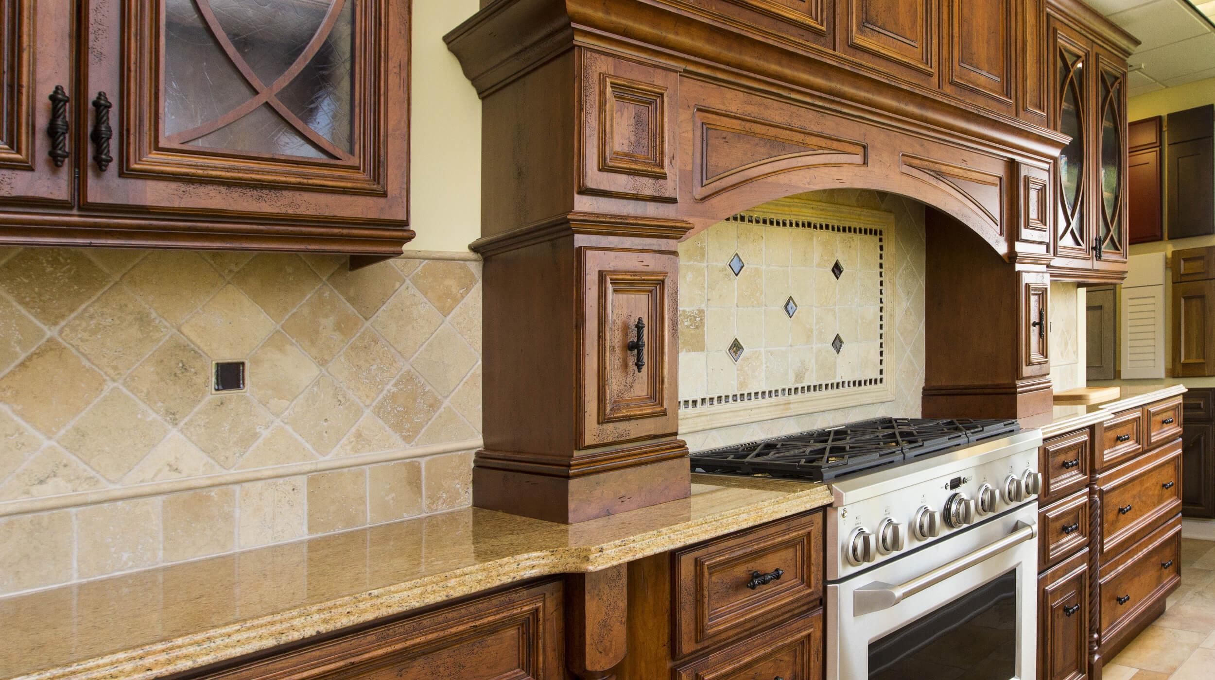 Friel Lumber kitchen design