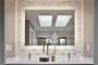 Bathroom lighting ideas - backlit mirrors