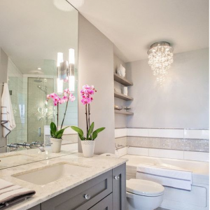 5 Must See Bathroom Lighting Ideas Friel Lumber Company