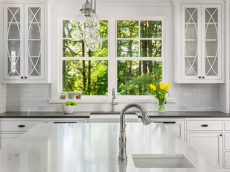 Popular Kitchen Sink Trends Double Sinks