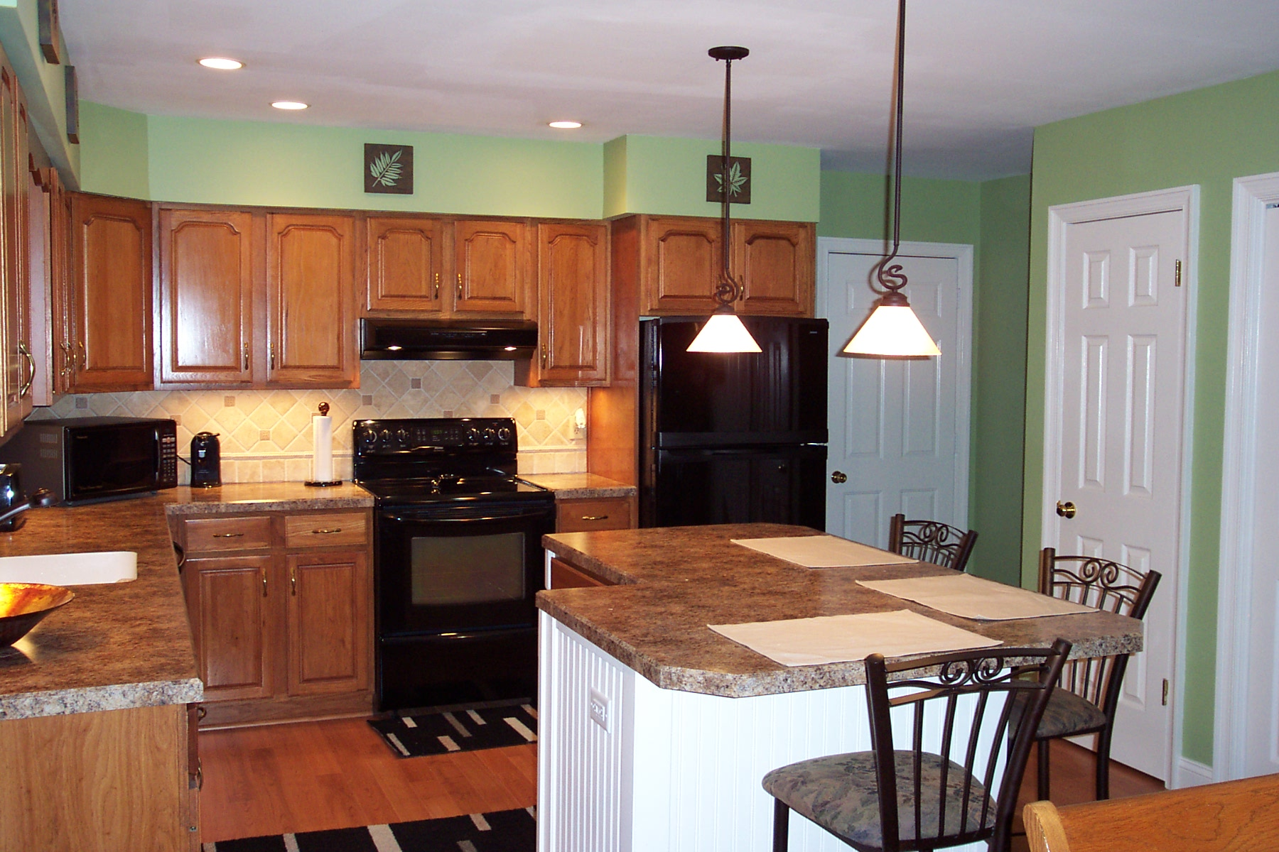 Eastern Shore Kitchen Remodel Before