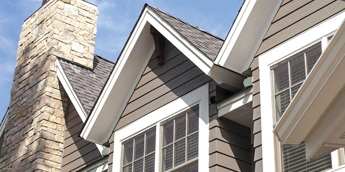 Louisiana-Pacific Smartside Siding