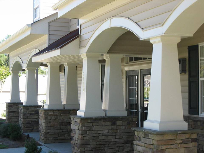 home siding cement