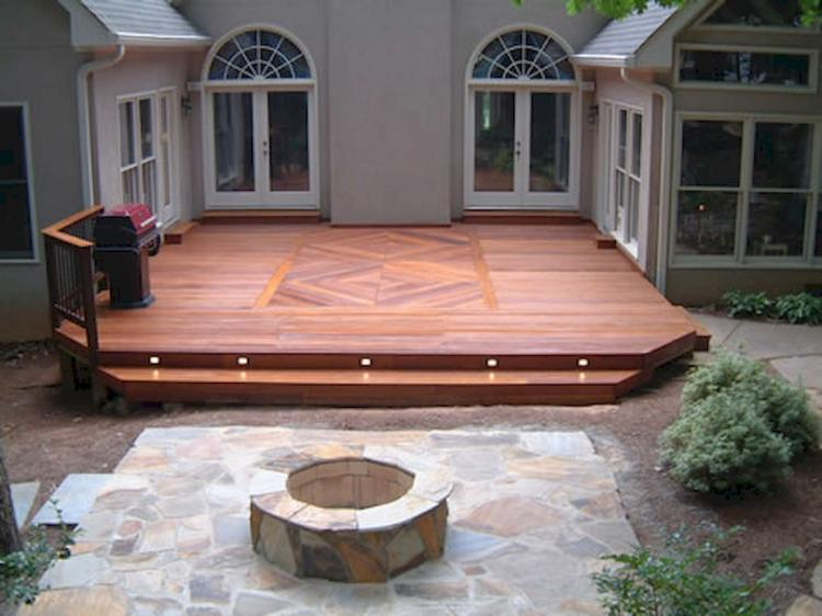 Inspiring Deck Ideas for Your Backyard - Friel Lumber Company on Patio With Deck Ideas id=13616