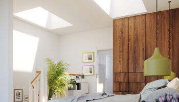 Let the Sunshine in With VELUX Skylights
