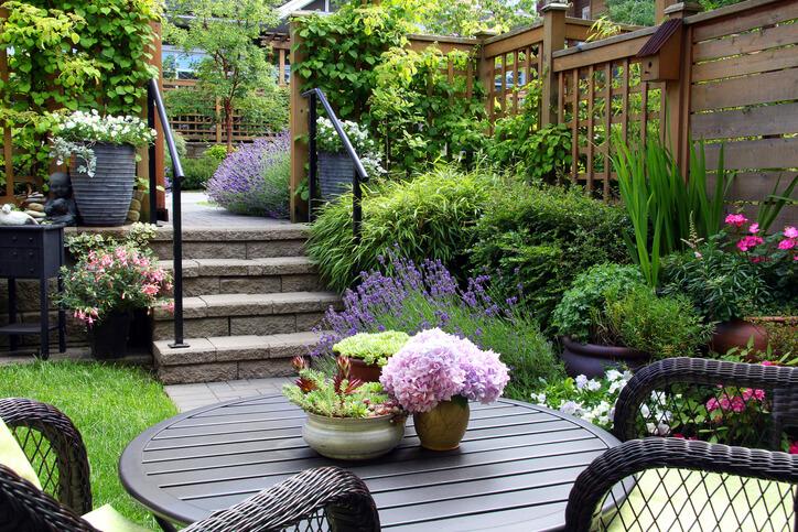 Absolutely Beautiful Backyards - Secret Garden