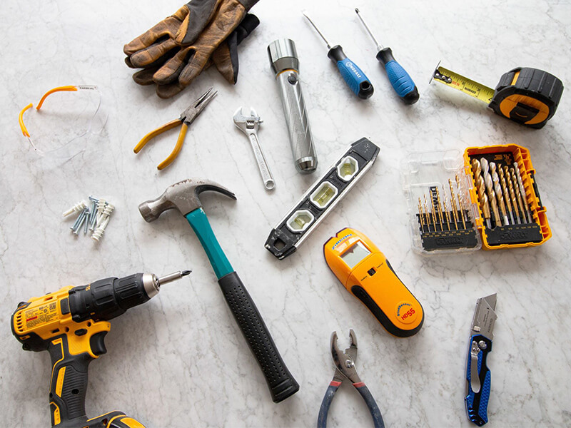tools for every homeowner feature