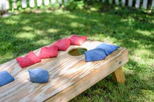 Summer DIY Cornhole Boards