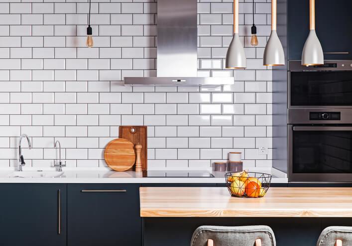kitchen remodel - building materials